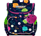 Сумки Рюкзак школьный Grizzly Артикул RAL-194-7 в коробе: 1